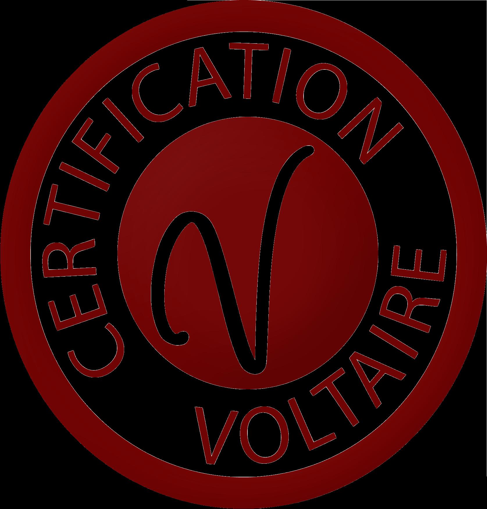 certificat voltaire corraixion